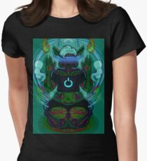 TECHNOWYTCH Women's Fitted T-Shirt
