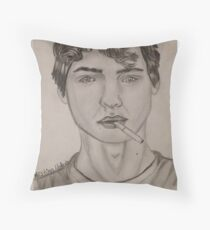 Augustus Waters Throw Pillow