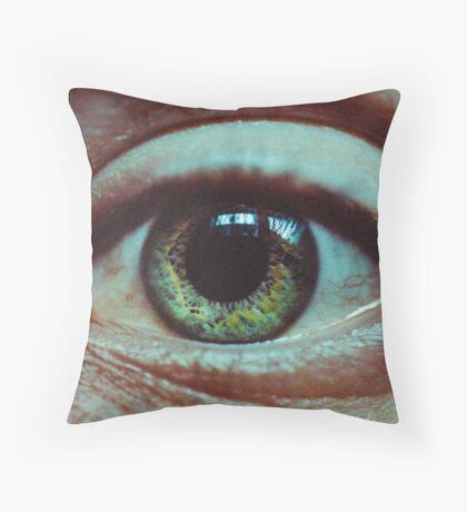Lucid Dreamer Throw Pillow