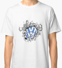VW Bullet Holes Logo Classic T-Shirt