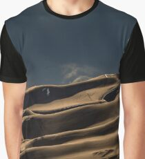 Nature Travel Wall Tapestry Tapestries - Colorado Snow Dune - Mountains Great Sand Dunes National Park Summer Travel Wall Tapestry Pillow   Graphic T-Shirt