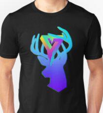 Acrylic Deer - Ode to Neon T-Shirt