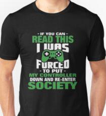 I'm a Gamer T-shirt Unisex T-Shirt