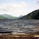 Loch Lomond, Scotland by georgiegirl