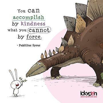 IckyPen - Force vs Kindness by ickypen