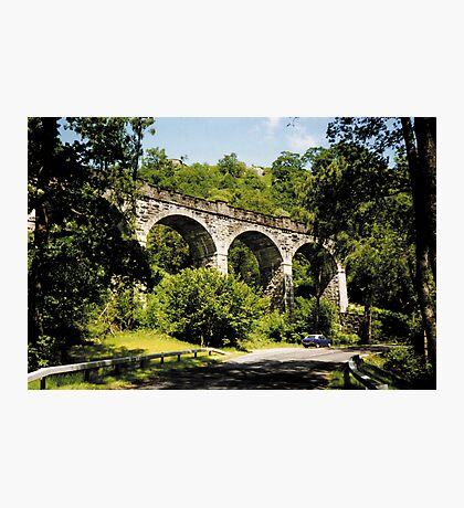 Bridge at Loch Lomond Photographic Print