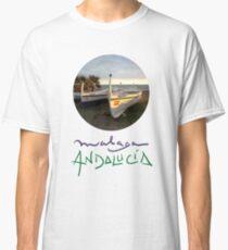Jabega de Malaga · Fisherman´s Boat · Andalusien Camiseta clásica