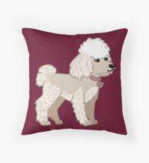 Libby Custom Throw Pillow