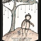 The smallest things by Jenny Wood