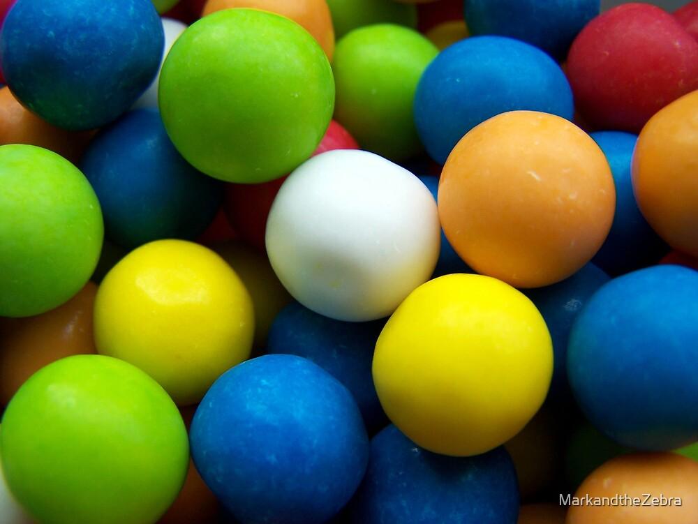 Bubblegum Balls 3 by MarkandtheZebra