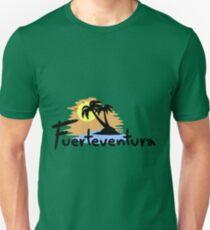 Fuerteventura Canary Islands Spain Travel Destination Unisex T-Shirt