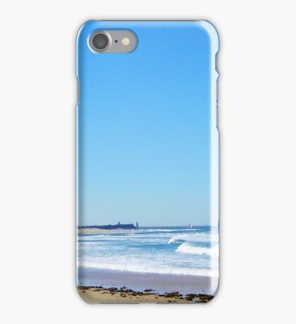 Beach to Nobbys iPhone Case/Skin