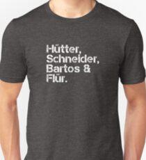 Kraftwerk [line-up] Unisex T-Shirt