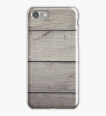 Wood Planks iPhone Case/Skin