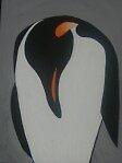 penguin by claresart444
