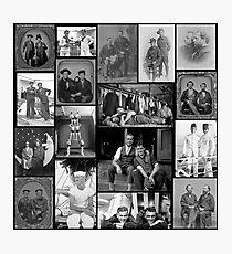 Butch Dudes  Photographic Print