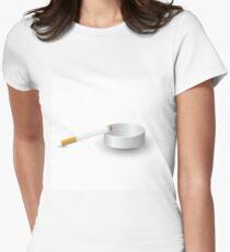 ashtray and cigarette T-Shirt
