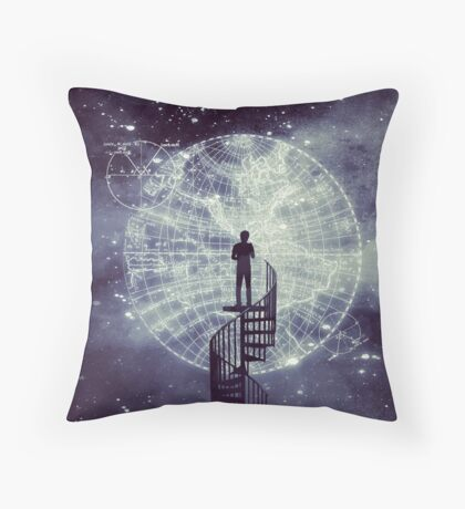 Starmaker Throw Pillow