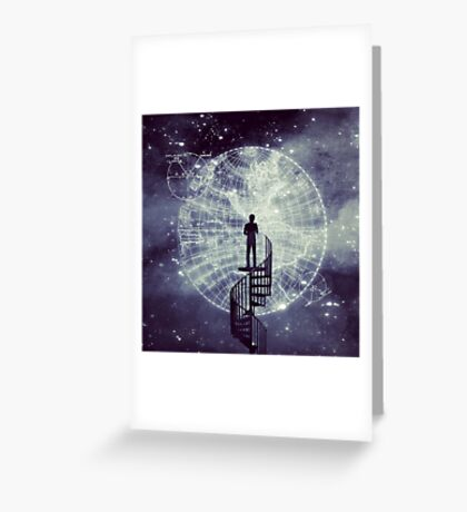 Starmaker Greeting Card
