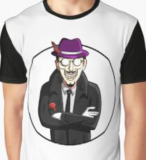 Drugged Doctor Graphic T-Shirt
