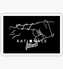 Rationale // Tethered  Sticker