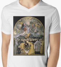 El Greco - The Burial Of The Count Of Orgaz T-Shirt