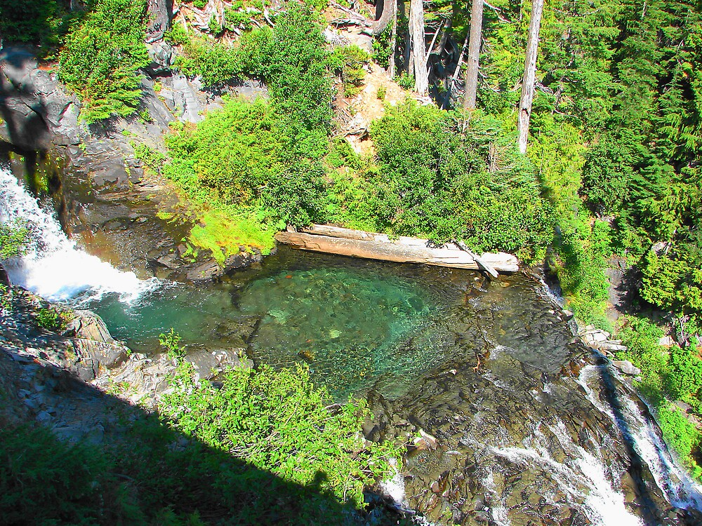 Water Fall 594 by jduffy111