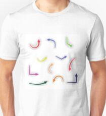 set of arrows T-Shirt