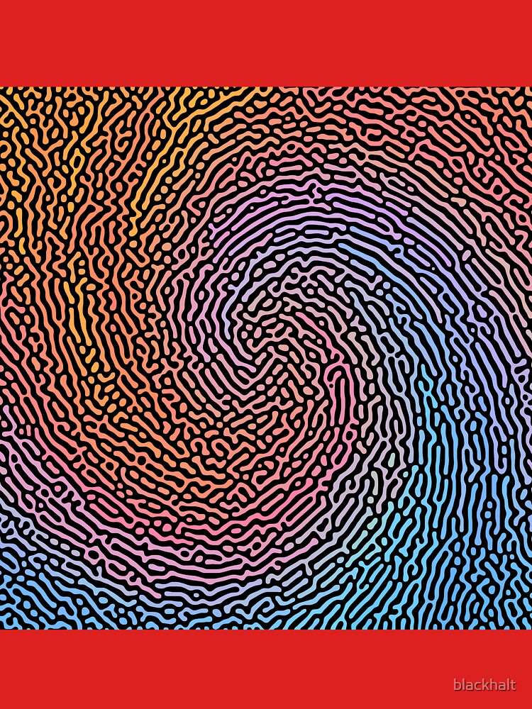 Fingerprint Wave by blackhalt