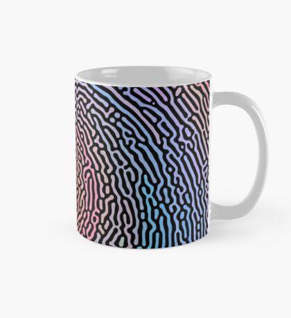 Fingerprint Wave Mug