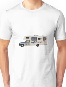 Don't Tread On Me - Toyota Motorhome Unisex T-Shirt