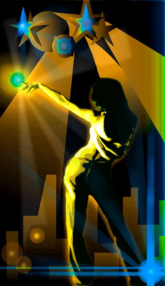 City Girl by Cliff Vestergaard