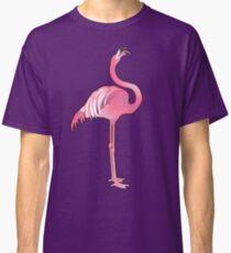 Cute graphic flamingo Classic T-Shirt