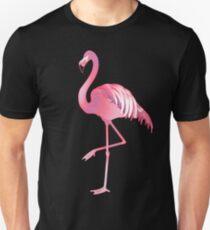 Cute graphic flamingo Unisex T-Shirt