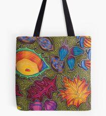 Bright autumn treasures Tote Bag