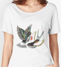 Sparrow & Swallow Relaxed Fit T-Shirt