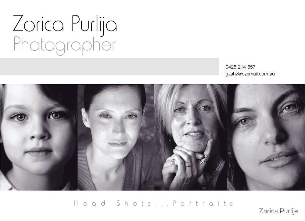 Zorica composite card by Zorica Purlija