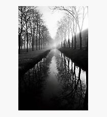 N°256: Street photography Black and White Photographic Print