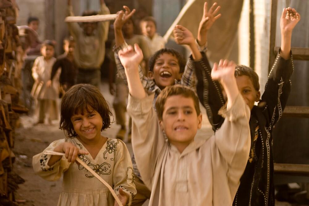 Poverty and Joy by Jacob Simkin
