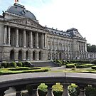 Royal Palace Of Brussels by CreativeEm