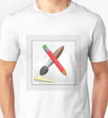 pencil and brush T-Shirt