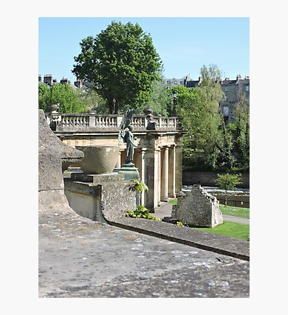 Parade Gardens: Bath Photographic Print