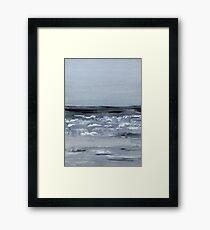 Sea #2 Framed Print