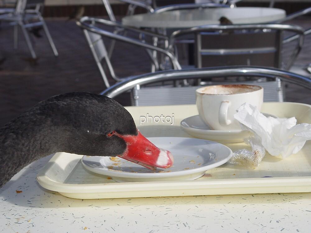 photoj 'Mornig tea looked good! by photoj