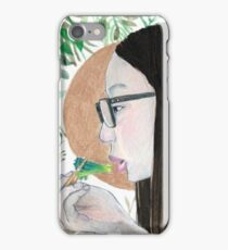 Healthy eating iPhone Case/Skin