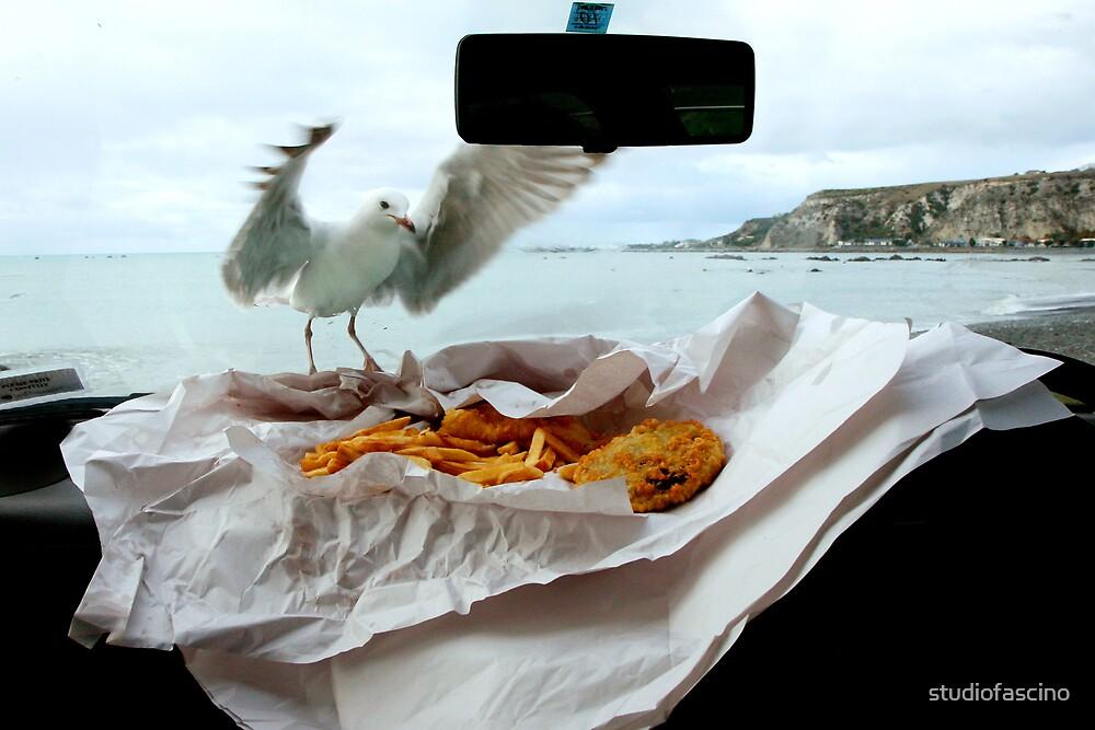Fish & Chips by studiofascino