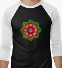Psychedelic galactic Ohm T-Shirt