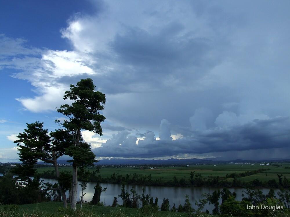 Near Innisfail, Queensland by John Douglas