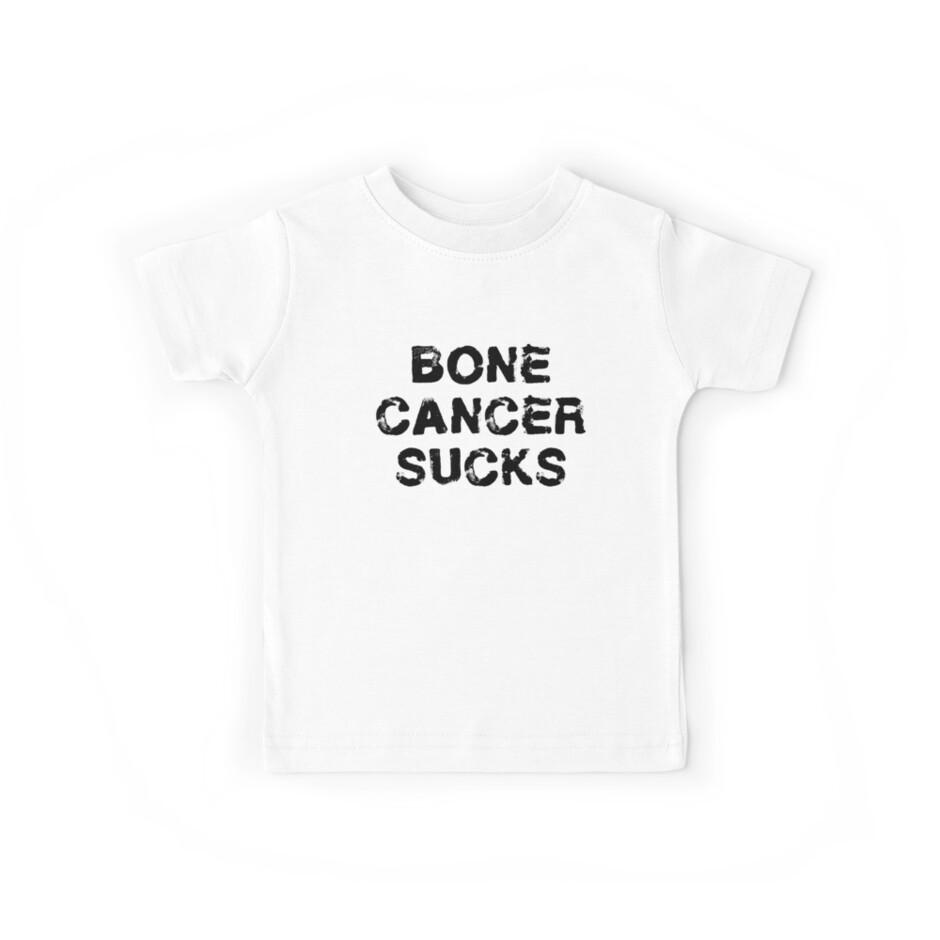 Bone Cancer T Shirt by greatshirts