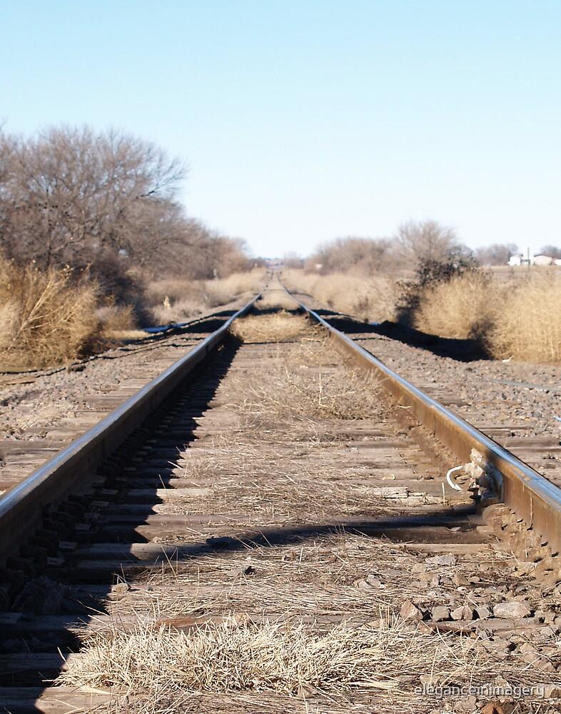 Train Track by eleganceinimagery